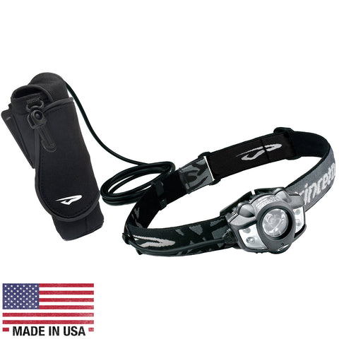 Princeton Tec Apex Extreme LED Headlamp - Black [APX20-EXT-BK]
