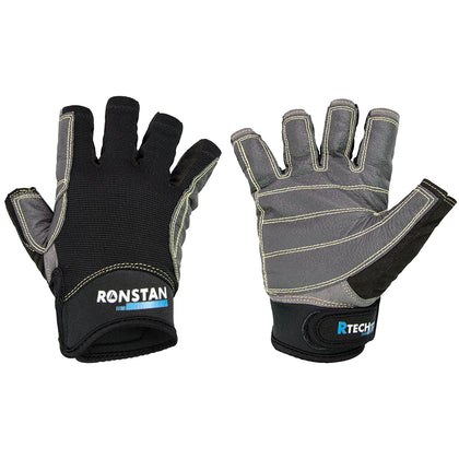Ronstan Sticky Race Gloves - Black - XXL [CL730XXL]