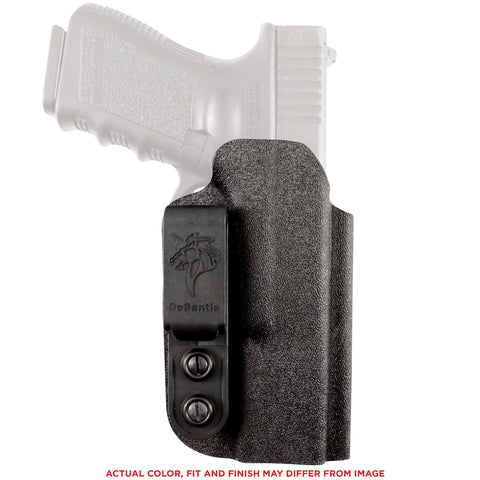 Desantis Slim-tuk For G17-19 Ambi Bk