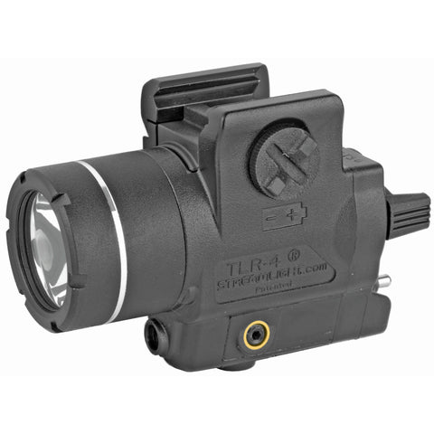 Strmlght Tlr-4 Tac Light-laser Blk