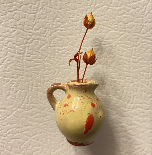 Ceramic Vase & Jug Magnets