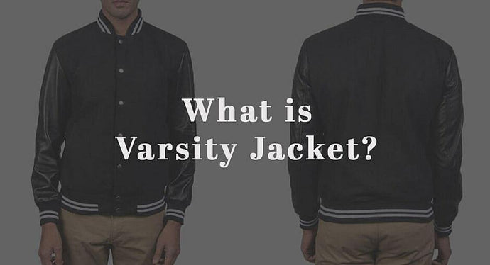 What is a Varsity Jacket? Where can you Buy One?