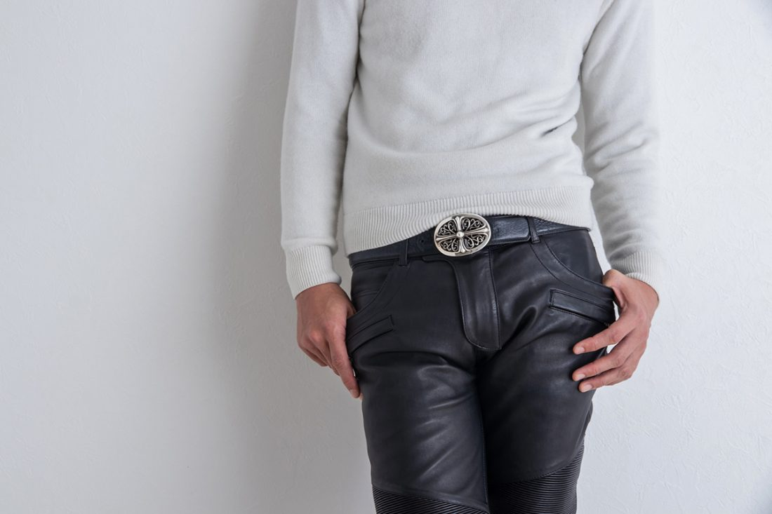 Are Leather Pants Appropriate For Bike Riding