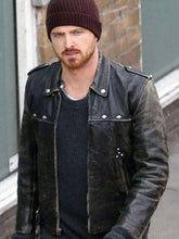 A Long Way Down Aaron Paul Jacket