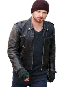 A Long Way Down Aaron Paul Jacket - Wiseleather