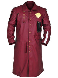 Guardians of The Galaxy Yondu Coat - Wiseleather