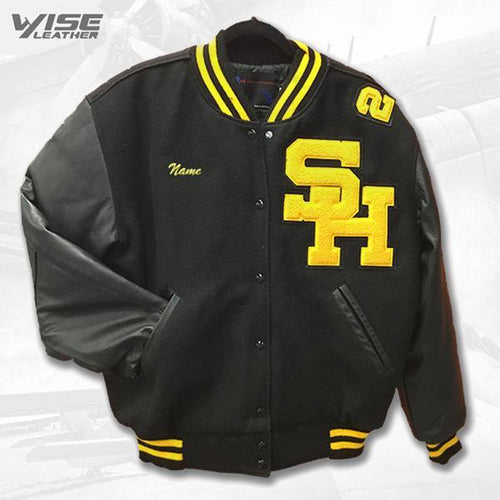 STERLING HEIGHTS VARSITY JACKET