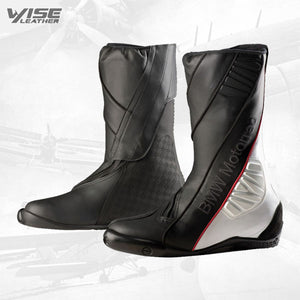 Bmw Launches Security Evo G3 Motogp Racing Boots