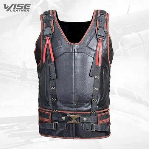 Dark Kinght Rises Tom Hardy Military Style Bane Vest