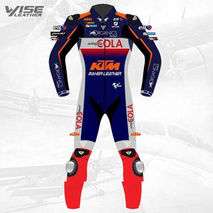 Iker Lecuona KTM Motorcycle Leather Suit 2020 - Wiseleather