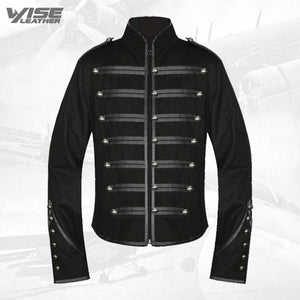 MILITARY SKELETON GOTHIC JACKET