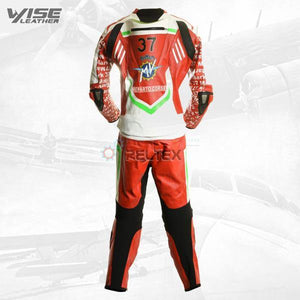 MV AGUSTA SBK RACE EDITION LEATHER MOTORCYCLE SUIT - Wiseleather