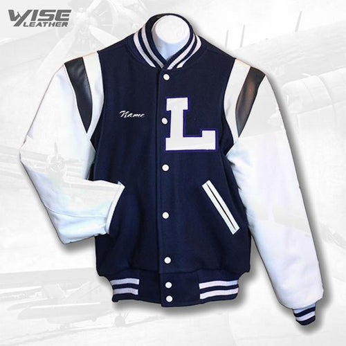 LAMPHERE FEMALE VARSITY JACKET