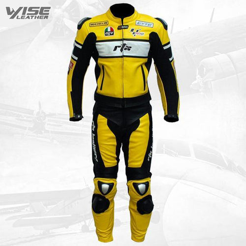 ROSSI WGP REPLICA LEATHER MOTORCYCLE SUIT