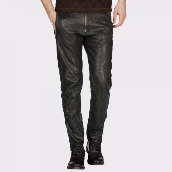 ROWDY AND CLASSY LEATHER PANT