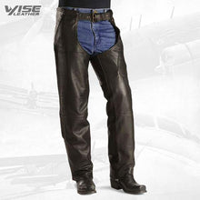 STYLISH AND FUNCTIONAL BIKER CHAPS