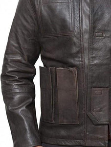 Han Solo Star Wars The Force Awakens Jacket