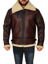 MEN SHEARLING B3 BOMBER JACKET