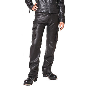 Dangerous Desire Leather Pants - Wiseleather