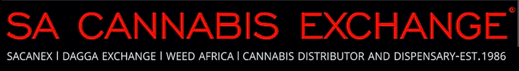 SA (Official) Cannabis Exchange & Retail 'Affordable' Dispensary. Copyright SACEED. 'Cannabis Economic Empowerment & Development' Cooperative. Logo 140px 2