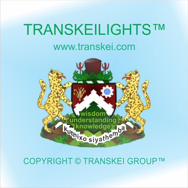 Subject to T&C we will assist you! e: info@transkei.com
