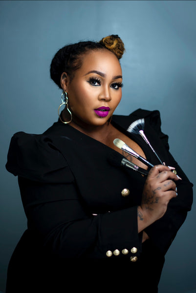 She's About Her Business: Mandisa Kerr