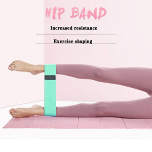 Yoga Gym  Booty Bands For Training