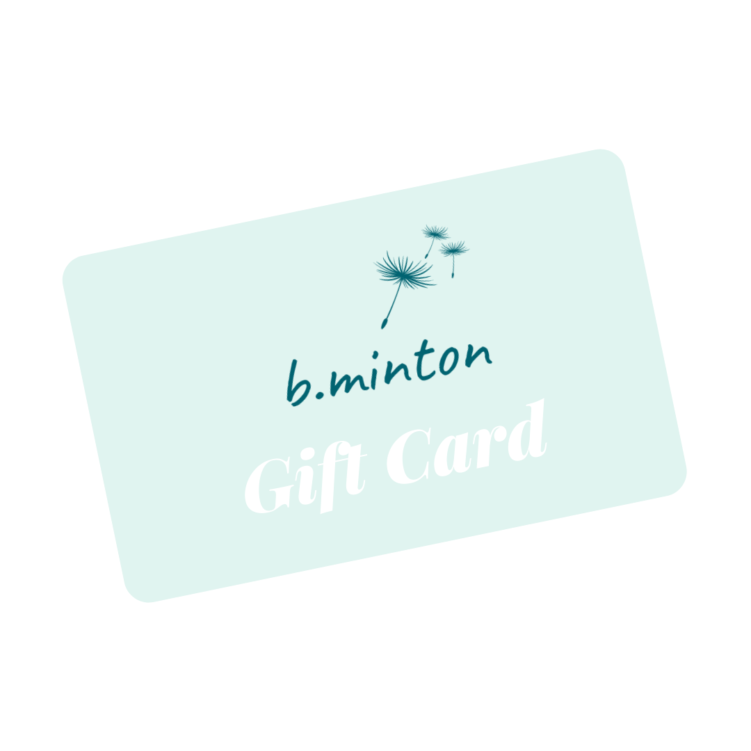 b.minton self-care gift box gift cards