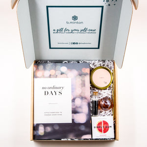 b.mindful self-care gift box