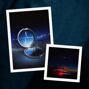 Art Bundle: Mirror & Car