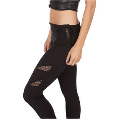 "The Lycra ""Trilly""  Mesh Legging"