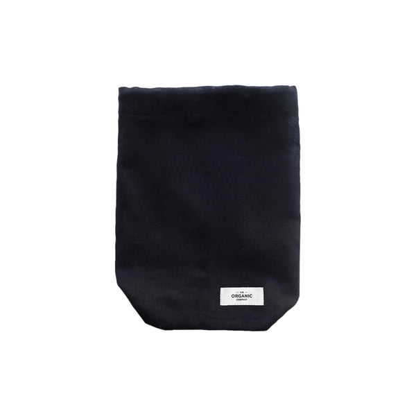 The Organic Company All Purpose Bag Medium Gauze 100 Black