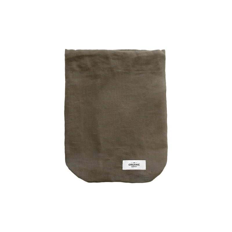 Brown organic bag