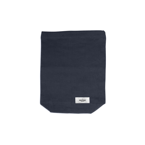 The Organic Company All Purpose Bag Medium Gauze 500 Dark blue