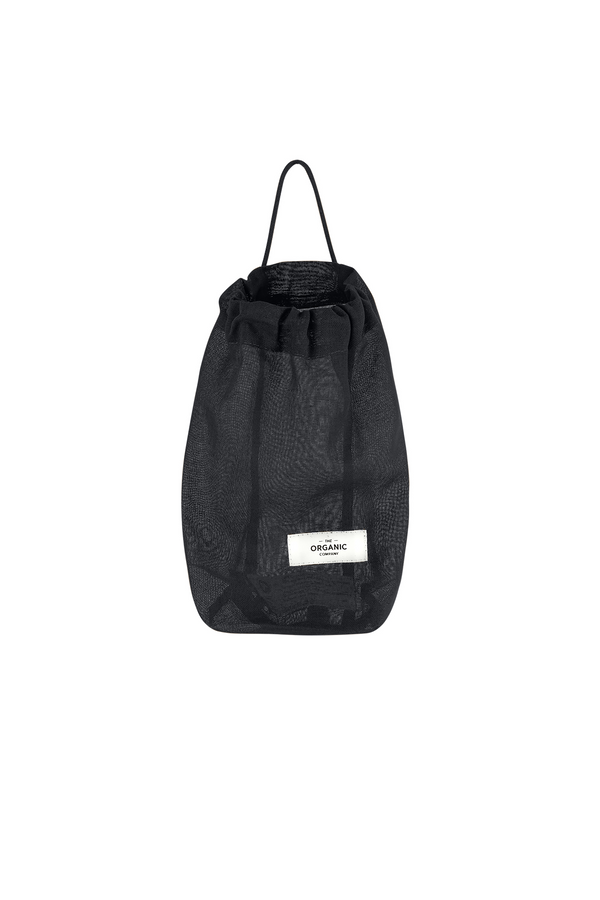 The Organic Company All Purpose Bag Small Gauze 100 Black