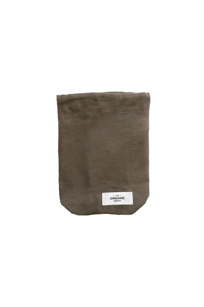 The Organic Company All Purpose Bag Small Gauze 225 Clay