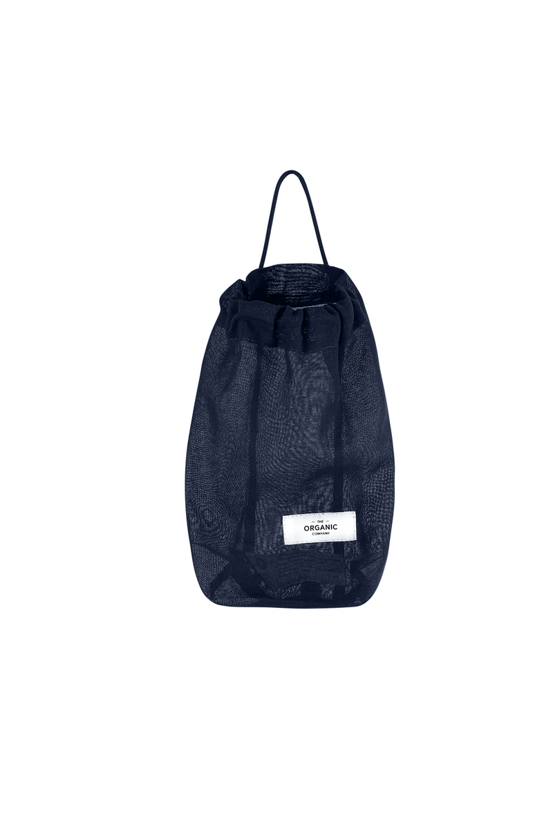The Organic Company All Purpose Bag Small Gauze 500 Dark blue