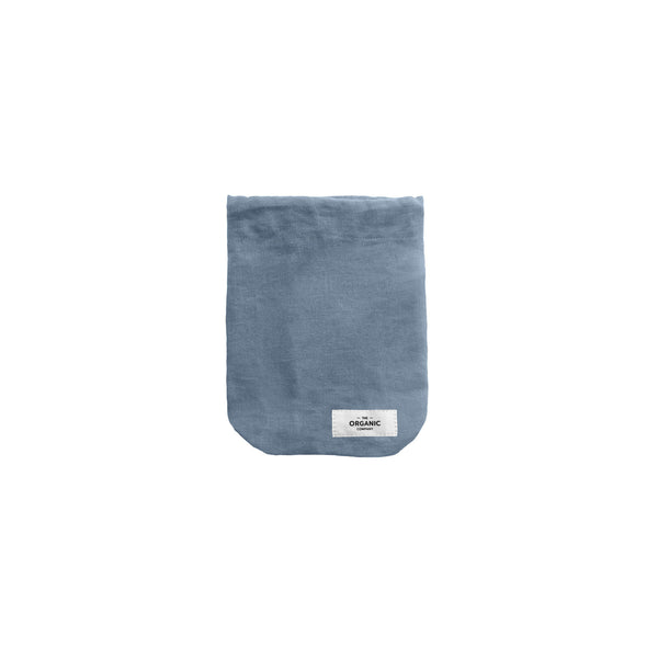 The Organic Company All Purpose Bag Small Gauze 510 Grey blue