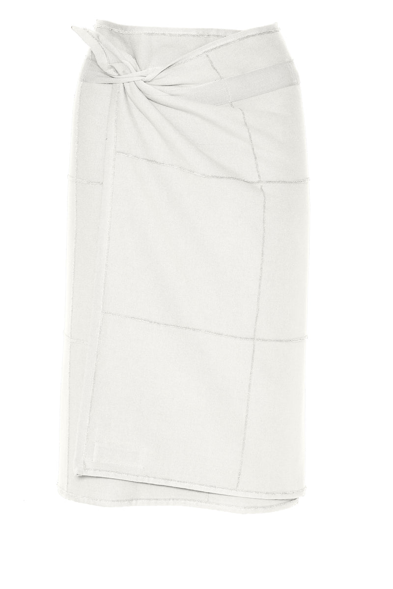 The Organic Company CALM Towel to Wrap TerryPlain 200 Natural white