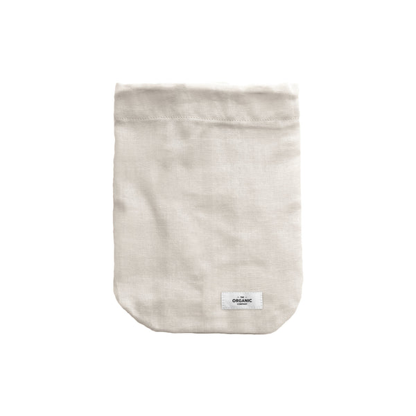 The Organic Company Food Bag - Medium Gauze 202 Stone