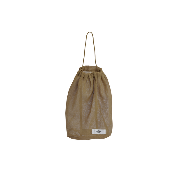 The Organic Company Food Bag - Medium Gauze 215 Khaki