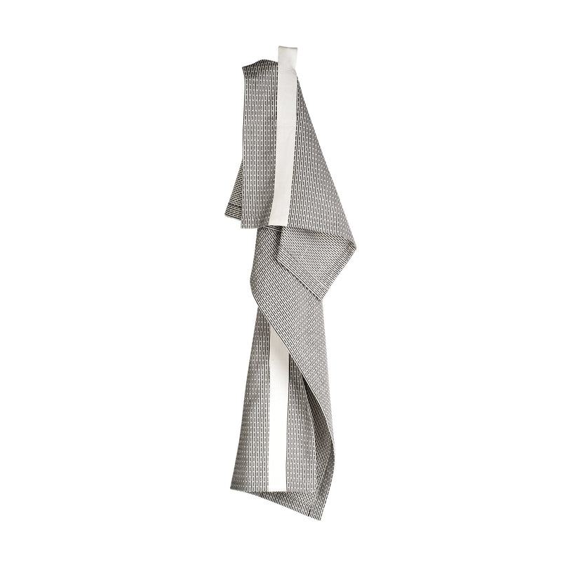 The Organic Company Hand Hair Towel Piqué 180 Morning grey