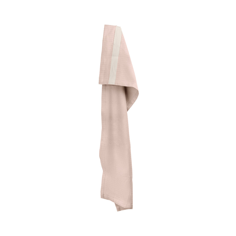 The Organic Company Hand Hair Towel Piqué 330 Stone rose
