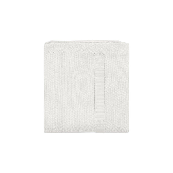 The Organic Company Kitchen Towel Herringbone 200 Natural white