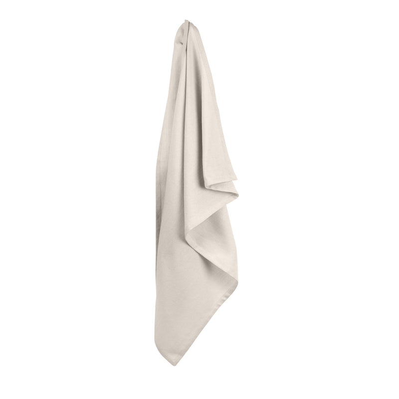 The Organic Company Kitchen Towel Herringbone 202 Stone