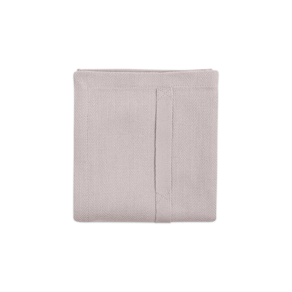 The Organic Company Kitchen Towel Herringbone 340 Dusty lavender