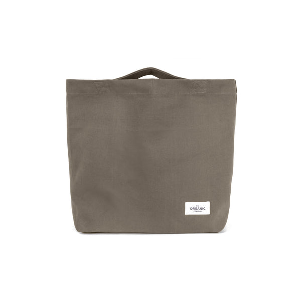 The Organic Company My Organic Bag Heavy canvas 225 Clay