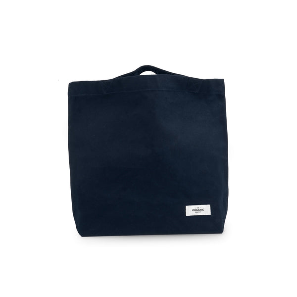 The Organic Company My Organic Bag Heavy canvas 500 Dark blue