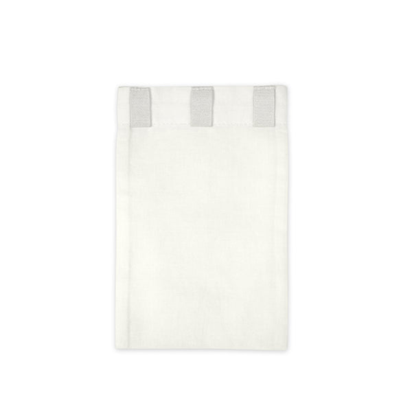 The Organic Company Tea Bag Medium Plain Voile 201 Undyed