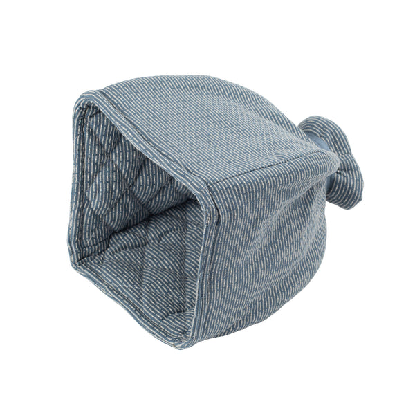 The Organic Company Tea Cosy Piqué 511 Grey blue stone